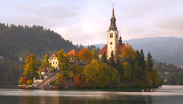 克羅埃西亞、斯洛維尼亞風情