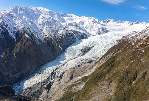 法蘭士.約瑟夫冰川